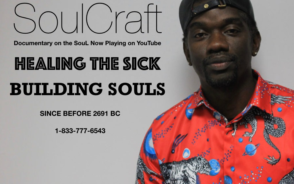 Dr. Enqi The Man Who Discovered The Soul…