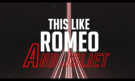 "Aaron James ""Romeo & Juliet"" (Lyric Video)"