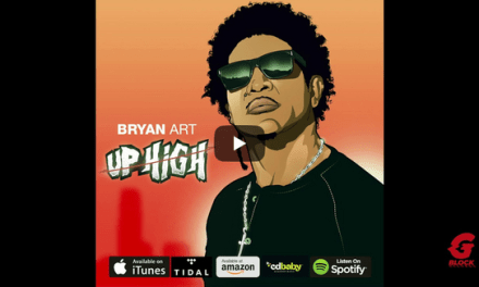 "Bryan Art – ""Up High"" (Audio)"