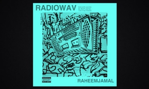 Raheem Jamal (Project Move) – Radiowav (LP)