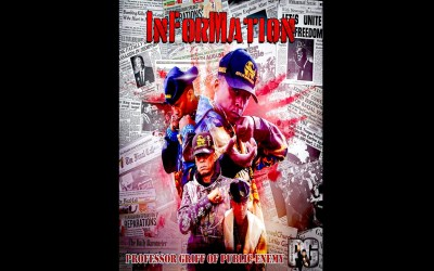 """Professor Griff – """"In-Formation"""" Video"""