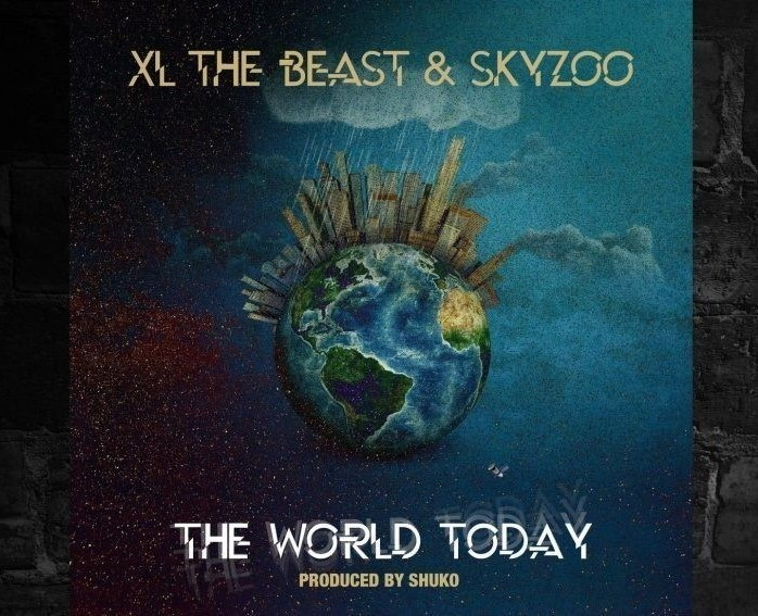 """XL The Beast (The Kreators) """"The World Today"""" Feat. Skyzoo"""
