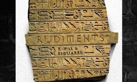 """K-Hill – """"Rudiments"""""""
