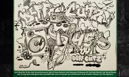 Deff Cutz – 45's (Instrumental Album)