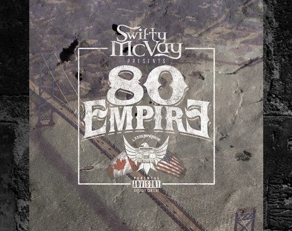 "Swifty Mcvay & 80 Empire – ""Never Stop The Fight"""