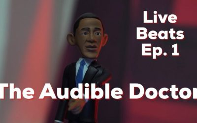 """The Audible Doctor – """"rx0.007"""" [EP] Video"""