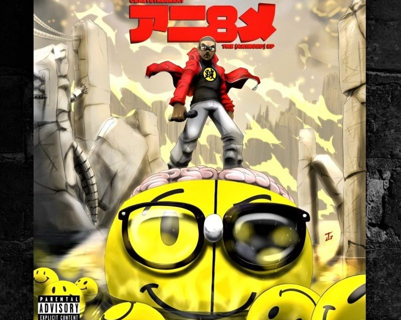 "Crazy8theGREAT – ""The Anim8ed EP"" Out Now…"