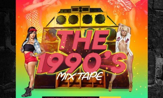 KrossFayah Sound – Dancehall Evolution – The 1990's Volume One