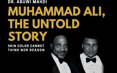Virtual Book Release 'Muhammad Ali: The Untold Story'…