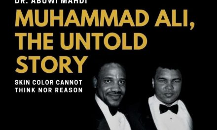 'Muhammad Ali: The Untold Story' Virtual Book Release…
