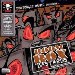 "Dox Boogie ""Boom Box Bastards"" (Album)"