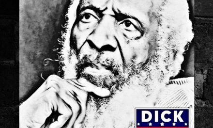 Crack Sizzlack – 'Dick Gregory For President'
