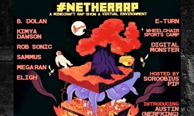 B Dolan Presents #NetherRap new innovative Minecraft Rap Show & Virtual Environment…