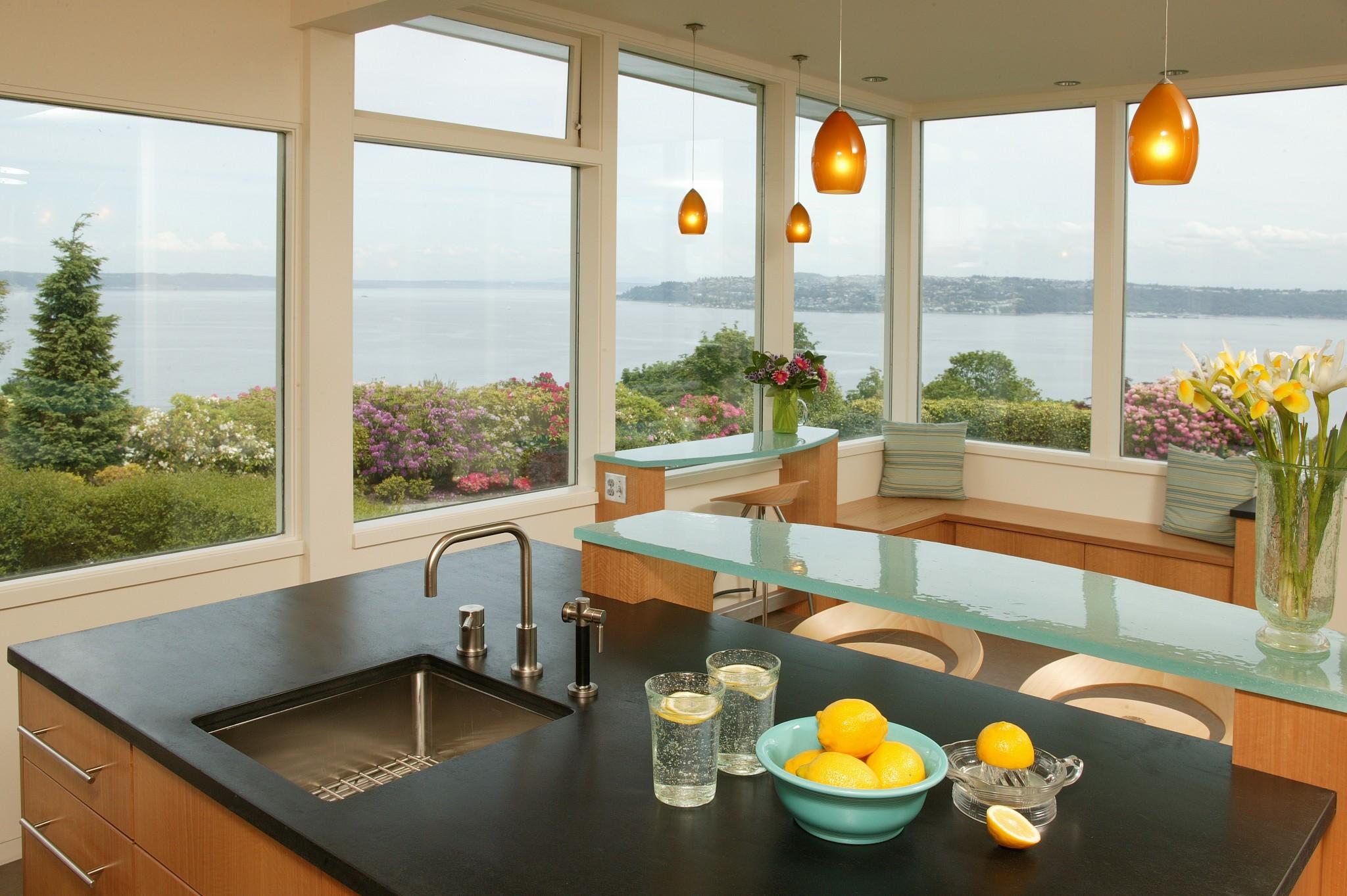 Kitchen Remodel | M.R. Construction | Tacoma, WA