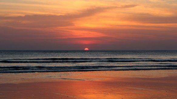 Playa_Grande_Costa_Rica_Beach_Sunset