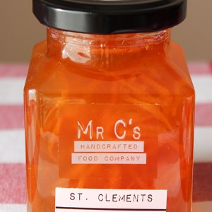 St Clements marmalade