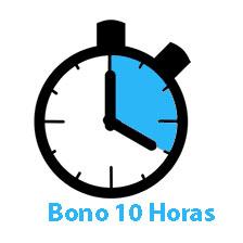 Bono 10 horas Mantenimiento