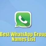 BEST TRENDING WHATSAPP GROUP NAMES 2019 IN MARATHI