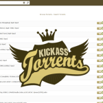 TORRENT PROXY/ MIRROR SITES TO UNBLOCK KICKASS TORRENTS