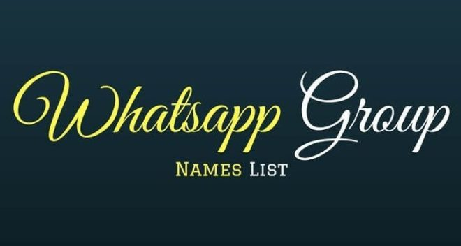COLLECTION OF BEST WHATSAPP GROUP NAMES IN PUNJABI IN 2019