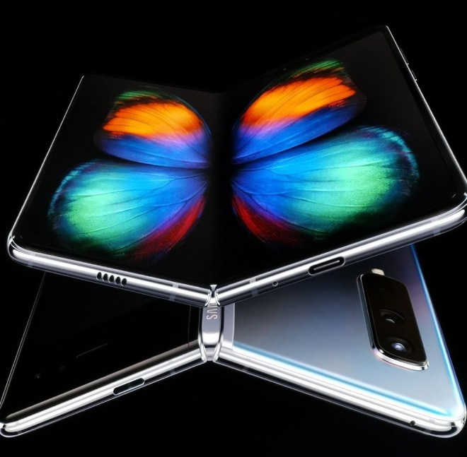 SAMSUNG GALAXY FOLD PRICE FEATURES SPECS LAUNCH DATE