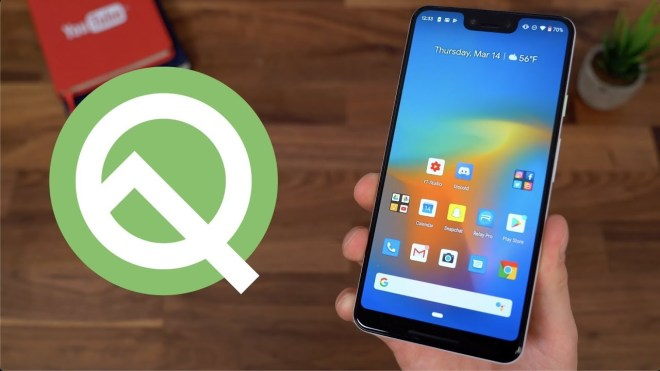SEE THE ADVANCE FEATURES OF ANDROID Q BETA 1 (RELEASED)