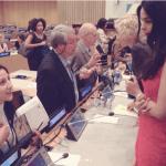 MALLIKA SHERAWAT SPEECH AT UNITED NATIONS HEADQUARTERS IN NY