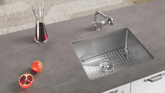 14 gauge stainless steel sinks