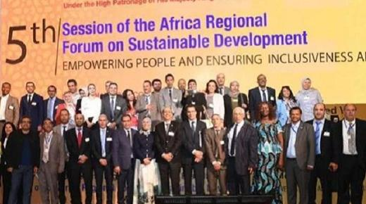 زيمبابوي… انتخاب المغرب مقررا للمنتدى الإفريقي الإقليمي للتنمية المستدامة