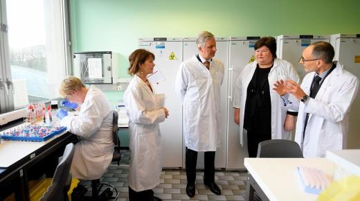 فيروس كورونا.. تسجيل 197 إصابة جديدة ببلجيكا والمجموع 886 حالة