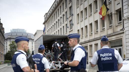 السلطات البلجيكية تقر الحجر التام إلى غاية 5 أبريل المقبل