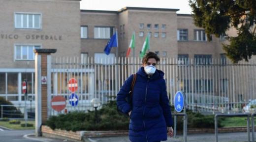 إيطاليا.. نحو 10 في المائة من المصابين بكورونا هم مهنيو الصحة