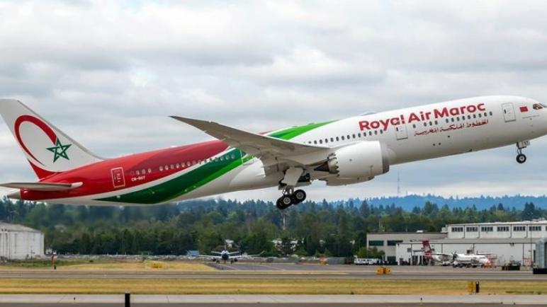 الخطوط الملكية المغربية تعلق جميع الرحلات الجوية المتجهة والقادمة من هولندا وألمانيا و بلجيكا والبرتغال