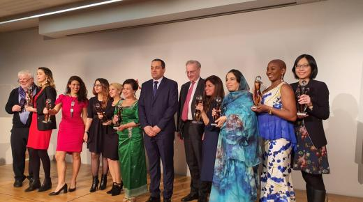 المنتدى الدولي للنساء الرائدات يحتفي بنساء مغربيات