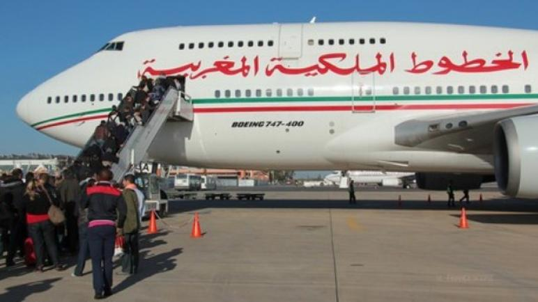 بلاغ: الخطوط الملكية المغربية تعلن تعليق رحلاتها الدولية