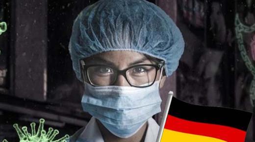 ألمانيا ..ارتفاع عدد الاصابات بفيروس كورونا الى 130