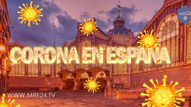 كورونا في إسبانيا .. تسجيل 6528 حالة وفاة و 78 ألف و 797 حالة إصابة مؤكدة