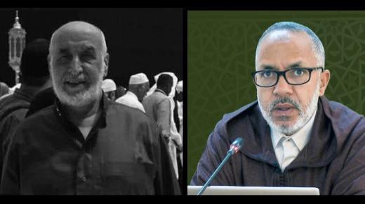 الأستاذ عبدالكبير بن الشيخ في ذمة الله