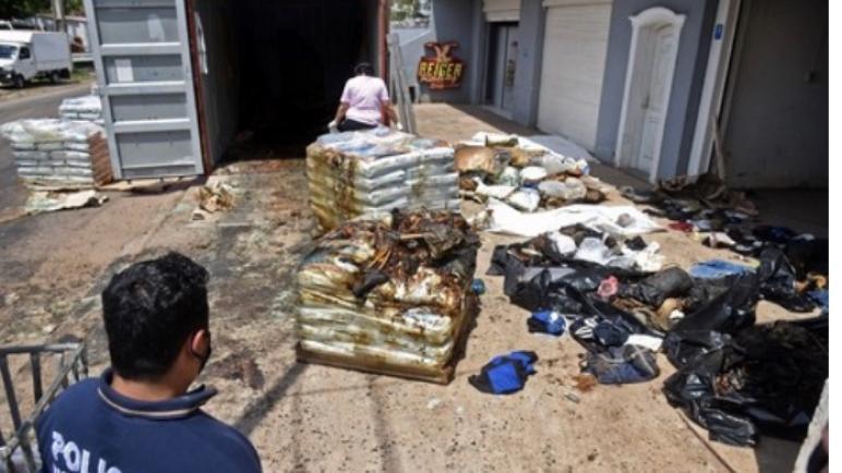العثور على جثث 3 مغاربة في حاوية بالباراغواي