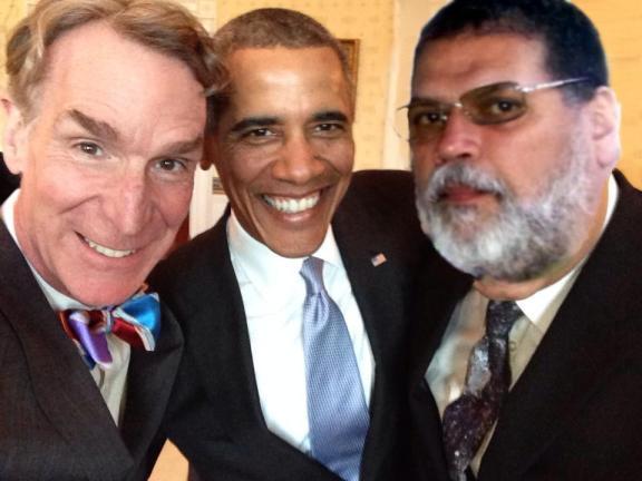 Obama y yo