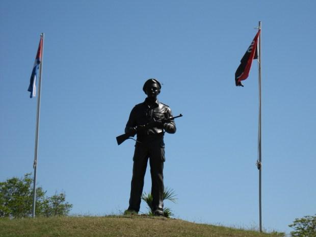 Monumento a Frank Pais