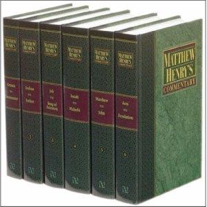 Matthew-Henrys-Comm-on-Bible-6-vls+CD