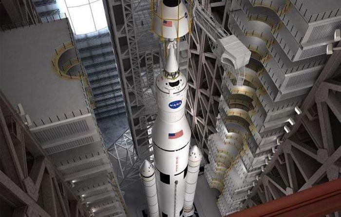 bojeng nasa 00 - Boeing e la NASA hanno cominciato a sviluppare un razzo per volare sulla Luna e su Marte