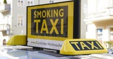 smoking taxi 2 620x411 - Nuovo tassista