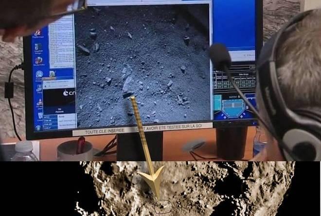 20141114 83452 2 rosetta ROLIS descent image fullwidth particolari strania - Sonda Rosetta: ufologi in allerta per dei possibili manufatti ritratti nelle foto