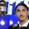 ibrahimovic - Nono pallone d'oro svedese per Ibrahimovic: ma non è un momento di gioia