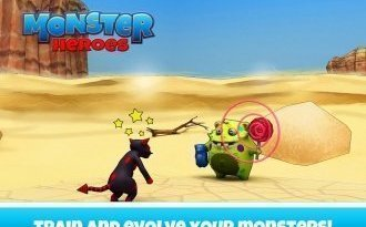 image new - Monster Heroes: disponibile per Android, iOS e Windows Phone