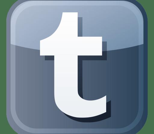 Transparent Tumblr Logo Icon - Come inserire la musica su tumblr