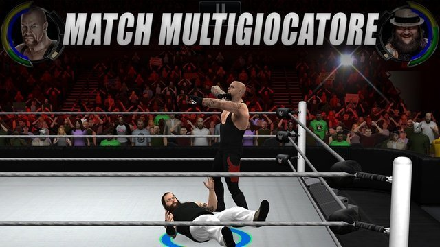 image new - WWE-2K, il wrestling per Android e iOS