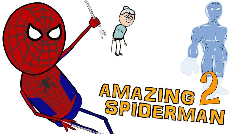 Light Phone 01 U1050291388484mDC 990x556@LaStampa.it 2 - The Amazing Spider-man 2 - PARODIA
